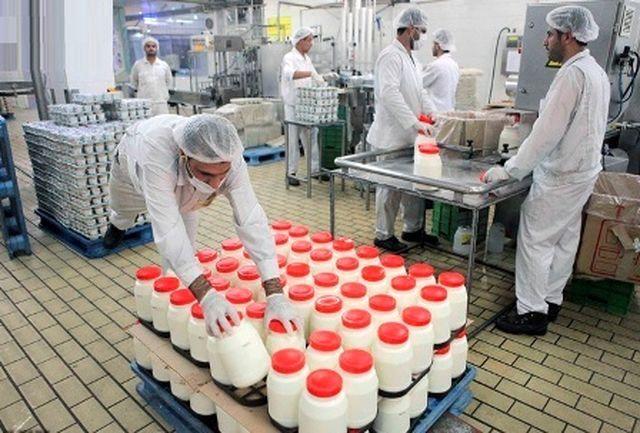 افزایش ۹درصدی ارزش صادرات فرآوردههای لبنی در اصفهان