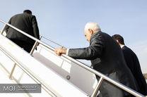 ظریف تهران را به مقصد بنگلادش ترک کرد