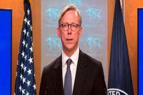 اتهام زنی برایان هوک به ایران