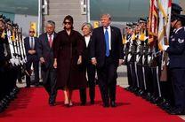 ترامپ به دنبال استقرار نیروهایش در سراسر شبه جزیره کره است
