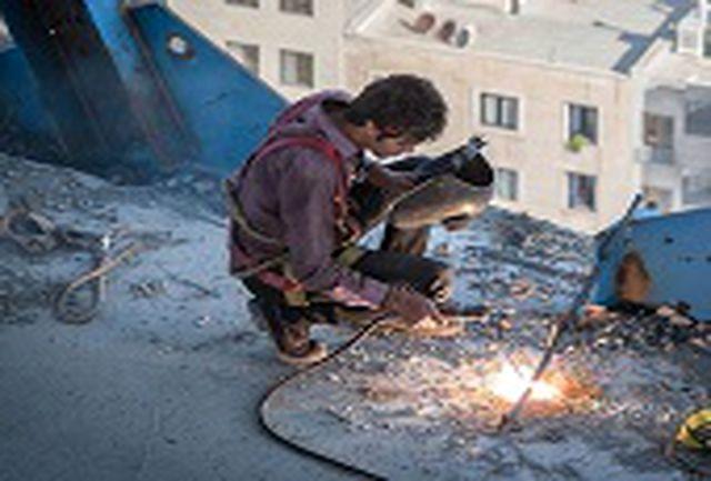 رشد 4.1 درصدی تلفات حوادث کار در 10ماهه امسال
