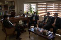 تامین اعتبار مورد نیاز پروژه های شهری و قیر معابر در اردبیل