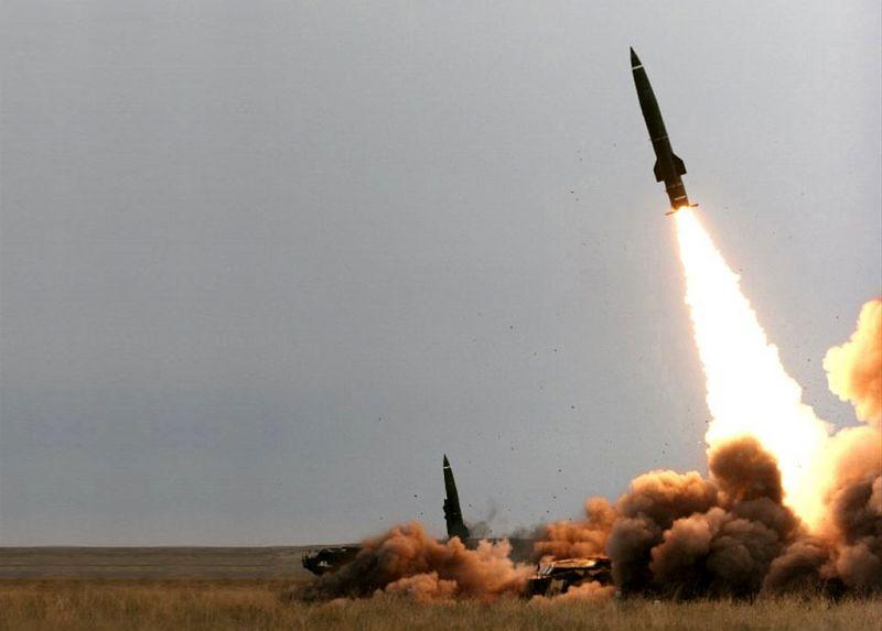 موشک بالستیک یمن به سوی پایگاه هوایی عربستان شلیک شد
