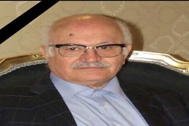 مراسم تشییع پیکر ناصر یمین مردوخی کردستانی برگزار شد