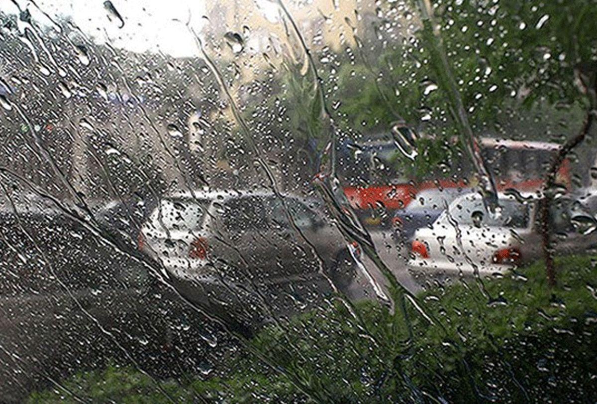 ورود سامانه بارشی به کشور و تقویت بارش ها در برخی استان ها