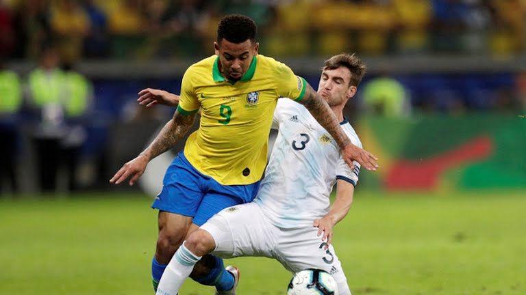 نتیجه بازی فوتبال برزیل و آرژانتین/ برزیل فینالیست شد