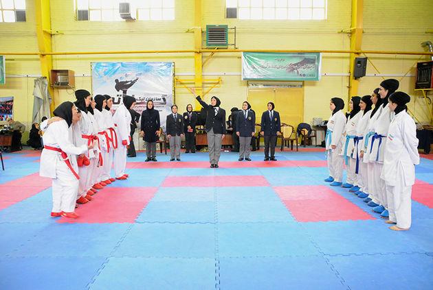 سمینار داوری کاراته بانوان کشور در تهران برگزار می شود