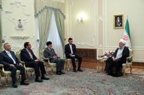 ایران در هیچ دوره ای آغازگر تنش با دیگران نبوده و نخواهد بود