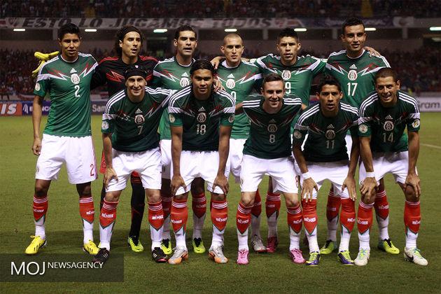 آیا مکزیک بار دیگر به دور یک هشتم نهایی صعود می کند؟