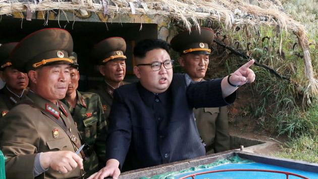 اعتراض ژاپن به آزمایش موشکی جدید کرهشمالی