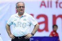 ولاسکو ۱۲ بازیکن المپیکی تیم ملی والیبال آرژانتین را انتخاب کرد