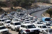 محور مهران ـ ایلام امروز یک طرفه می شود