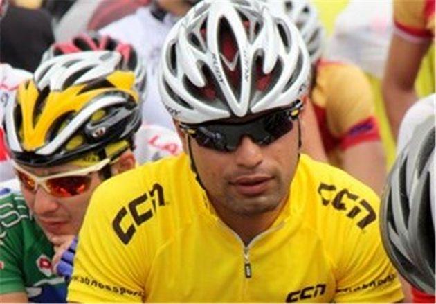 مهدی سهرابی قهرمان دوچرخهسواری استقامت کشور شد