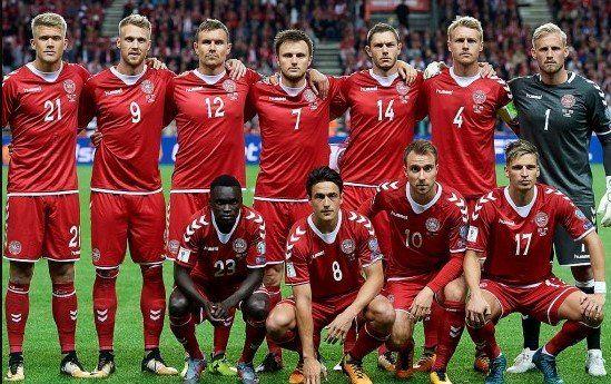 اسامی 35 نفره تیم ملی فوتبال دانمارک برای جام جهانی اعلام شد
