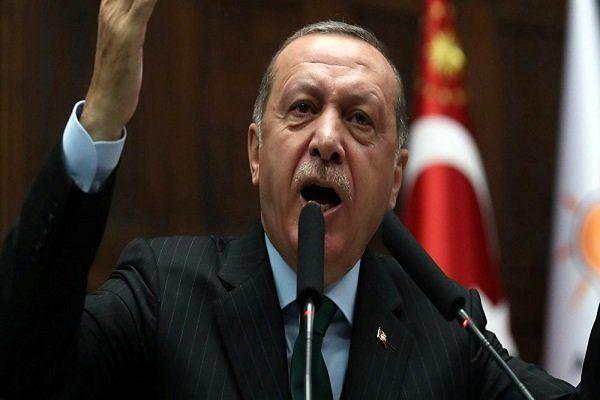 واکنش شدید اردوغان به اظهارات نتانیاهو