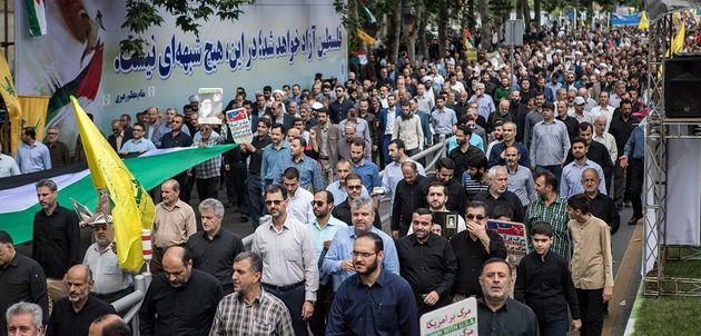فرماندار رشت از حضور پرشکوه مردم در راهپیمایی روز قدس قدردانی کرد