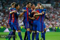 ساعت بازی بارسلونا و مورسیا مشخص شد