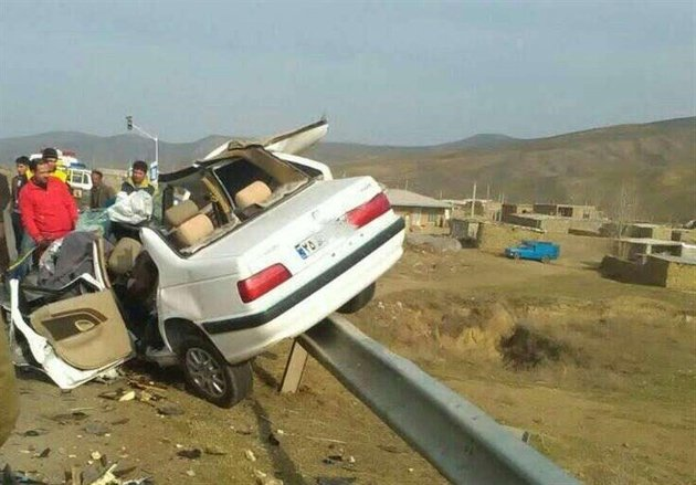 آمار تصادفات جاده ای روز گذشته در خوزستان چگونه بود؟