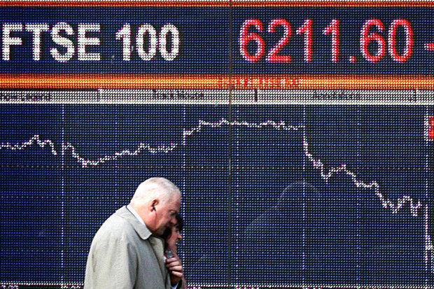 سود سهام انگلیس رکورد شکست