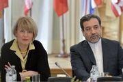 دیدار دبیرکل سرویس اقدام خارجی اتحادیه اروپا با عراقچی