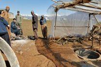 انسداد 290 حلقه چاه غیرمجاز در سال جاری در کردستان