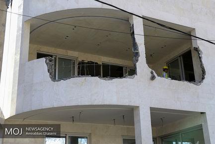 تخریب بخشی از ویلای دختر وزیر سابق