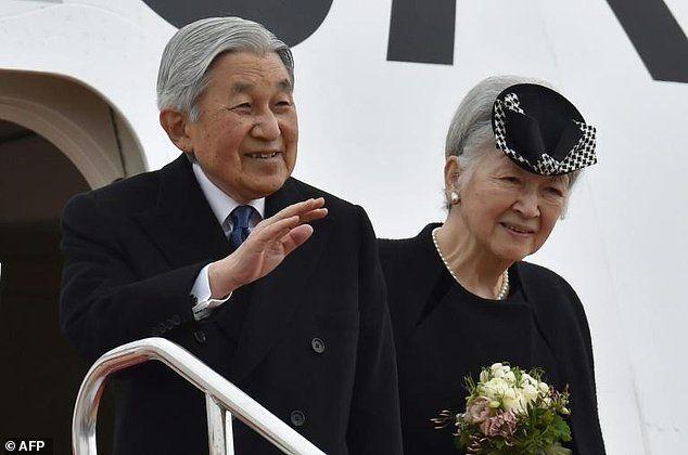 سفر امپراتور ژاپن به ویتنام برای اولین بار