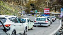 مرزن آباد به کرج در 6 خرداد یکطرفه میشود