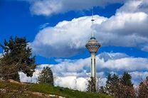 هوای تهران در 8 اسفند سالم است