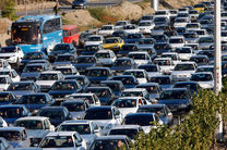 آخرین وضعیت ترافیکی بزرگراه های تهران در 24 فروردین