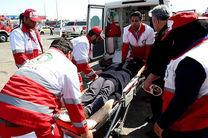 امدادرسانی به ۱۱۱ حادثه دیده  در هفته پایانی دی ماه توسط نجاتگران جمعیت هلال احمر اصفهان