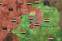 ارتش سوریه بر سد ابوقله در شرق حمص مسلط شد