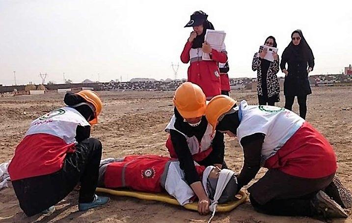 برگزاری مرحله استانی مسابقات رفاقت مهر در میناب