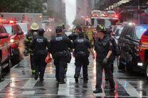 حادثه برای  هلی کوپتر در منهتن نیویورک، 1 کشته برجا گذاشت