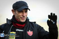 گل محمدی به عنوان بهترین مربی لیگ قهرمانان آسیا در غرب انتخاب شد