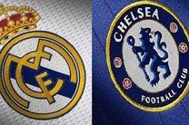 پخش زنده بازی چلسی و رئال مادرید از شبکه ورزش
