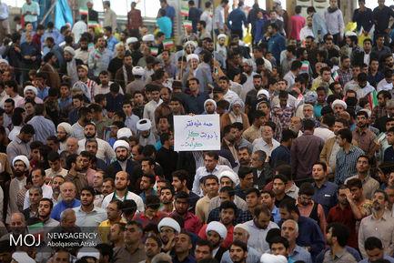 دیدارهای سید ابراهیم رئیسی در خوزستان