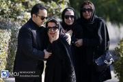 تشییع پیکر مجید اوجی تهیهکننده با سابقه تلویزیون