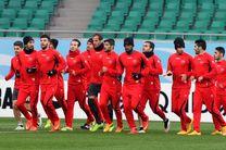 تیم فوتبال پرسپولیس راهی امارات شد