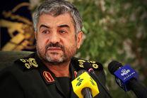 فرمانده کل سپاه به سرلشکر رشید تبریک گفت