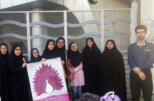 درخشش دانشآموزان کردکویی در مسابقات فرهنگی هنری کشور