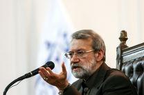 لاریجانی درگذشت پدر سیدمجید بنیفاطمه را تسلیت گفت