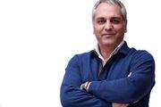 شوخی تلخ مهران مدیری در هنگام گرفتن جایزه بهترین چهره تلویزیونی