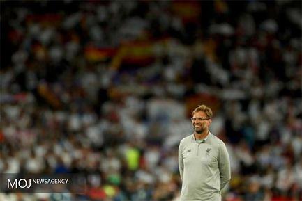 فینال فوتبال لیگ قهرمانان اروپا بین تیمهای رئال مادرید و لیورپول