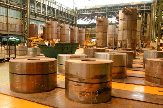 دستیابی به رکورد تولید در خط تاندم میل نورد سرد شرکت فولاد مبارکه