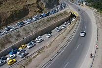 تردد خودرو در محور کندوان ممنوع میشود