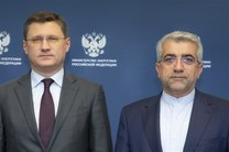 توسعه همکاریهای دوجانبه محور مذاکرات وزرای نیرو و انرژی ایران و روسیه
