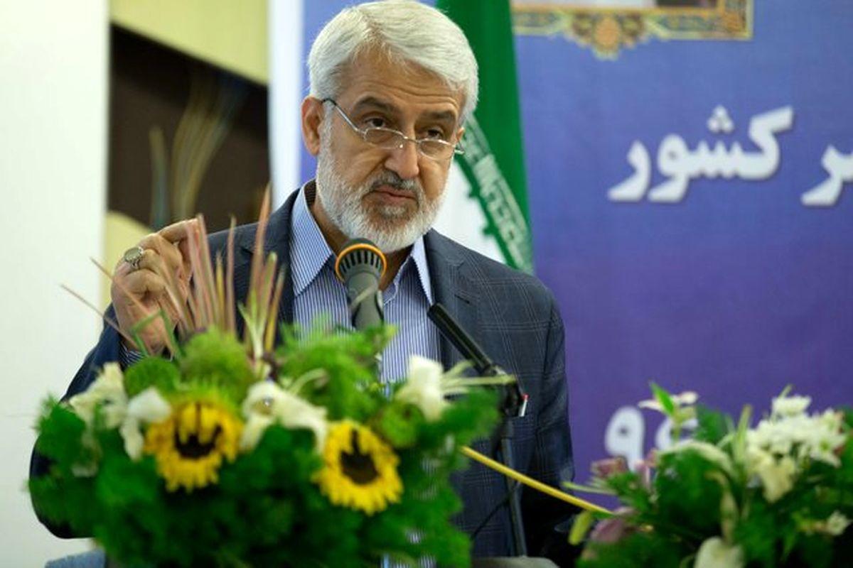 بازدید سرزده رئیس کل دادگستری استان تهران از  یک حوزه قضائی