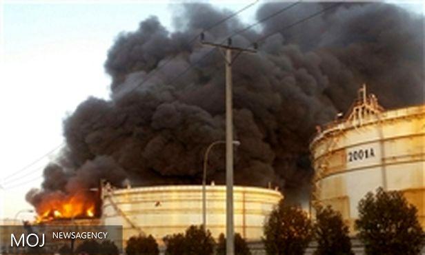 بزرگترین سانحه تاریخ پتروشیمی ایران ۶۰ میلیون یورو آب خورد