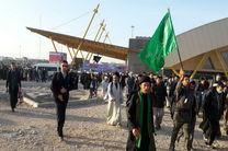 کنترل لایه به لایه جمعیت از مبدا در اربعین حسینی/ اتباع غیر ایرانی از مرز شلمچه تردد می کنند